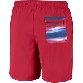 Columbia Roatan Drifter - Bañadores Hombre - rojo